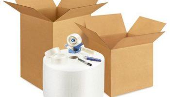 pack 1 de cartons et accessoires